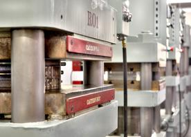 Compression Molding in Ohio