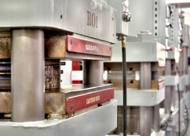 Compression Molding in Van Nuys California