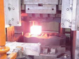 Forging in Detroit Michigan
