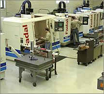 Machining Services in Washington