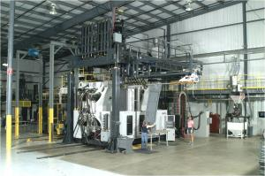 Molding in Mansfield Ohio