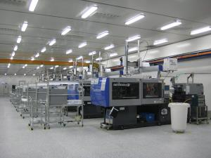 Plastic Injection Molding in California