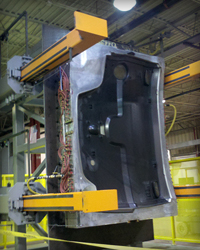 Reaction Injection Molding in Greenville South Carolina