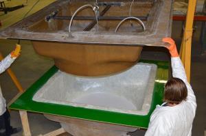 Resin Transfer Molding in California
