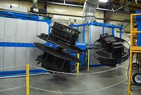 Rotational Molding in Austin Texas