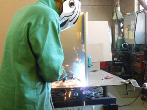 Sheet Metal Fabrication in Green Bay Wisconsin