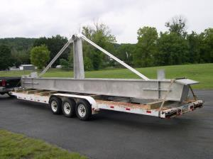 Structural Steel Fabrication in New Hampshire